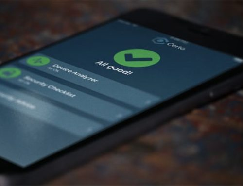 New iPhone Security App from Certo
