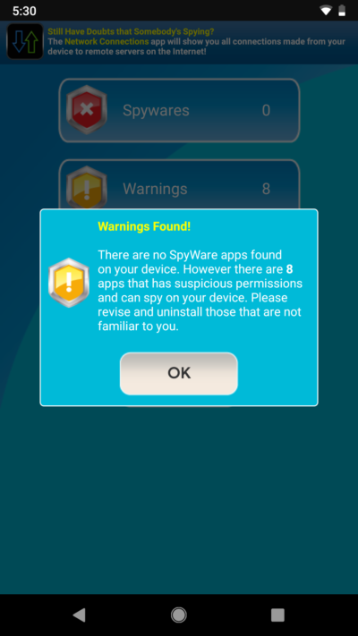 what is the best anti spyware app for android